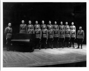 Band Choir 23-04-1969