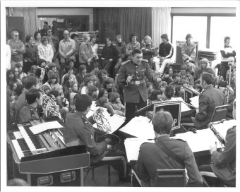 Bandroom Ken Moore