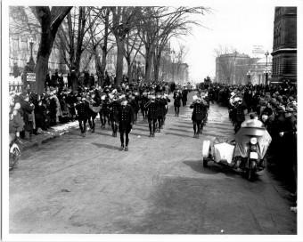 Barbera Ann Scott parade 09-03-1948