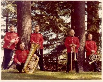 Brass Quintet colour