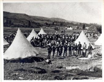 Camp 1800s