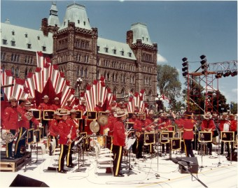 Canada Day on the Hill