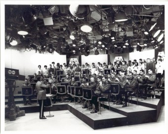 CBC Halifax w Mt. St. Vincent choir