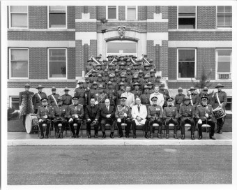 Church Parade Depot 1967
