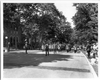 Church Parade N Div May 1959