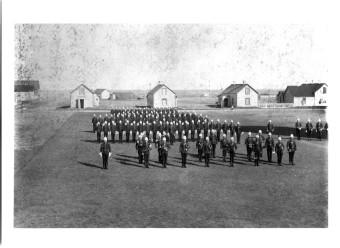 Church Parade Regina 1895