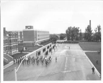 Church Parade2 Depot 1967