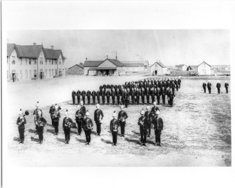 Church Parade2 Regina 1895