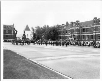 Church Parade3 Depot 1967