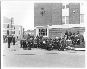 Concert Depot May 1961
