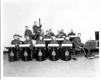 Dance Band HQ 28-06-1962
