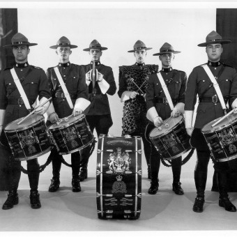 drum corps 23-04-1967