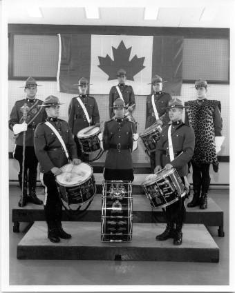 Drum Corps N Div 1967
