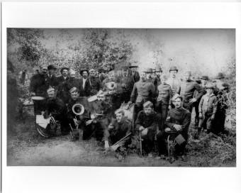 Fort MacLeod 1888