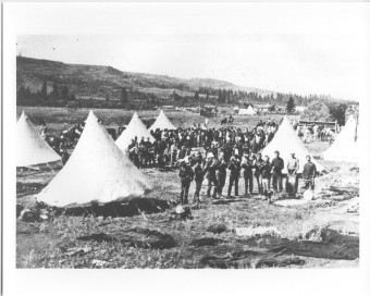 Fort Walsh 1878