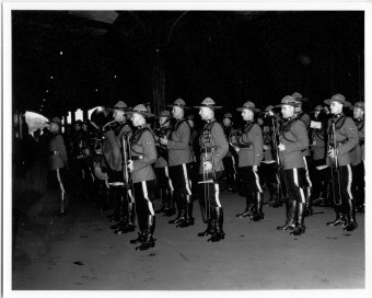 Funeral of US Ambassador Stienhart Ottawa Train Station 11-05-1950