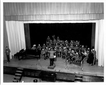 Glebe HS 1963