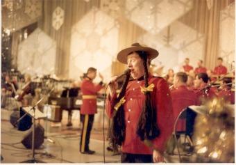 Jim Brough as Rose Marie
