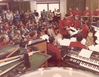 Ken Moore bandroom