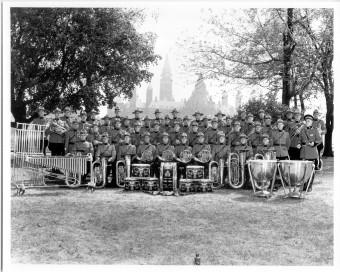 Majors Hill Park 21-09-1960