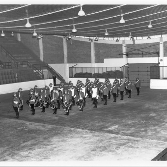 Moose Jaw Band Festival 1964