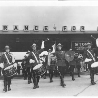 Niagara Falls Blossom festival 18-24 05 1963