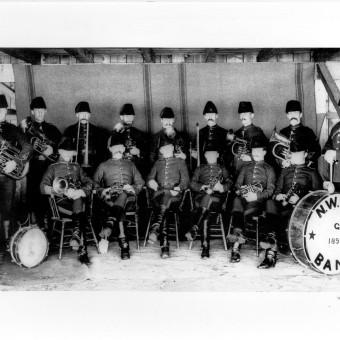 NWMP Band 1896