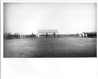 NWMP Ft Battleford 16-05-1885