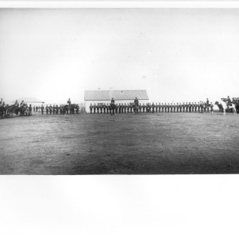 NWMP Ft Battleford 16-05-1885