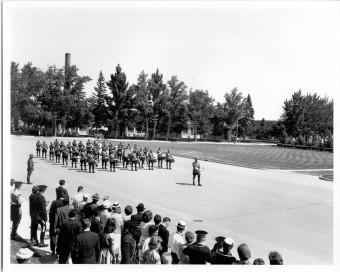 Parade Depot May 1961