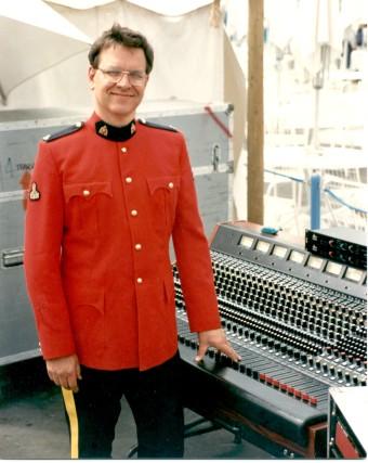 Peter Carss Vancouver 1986 colour