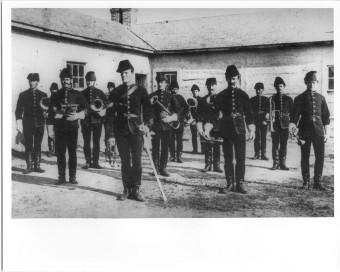 RNWMP Band