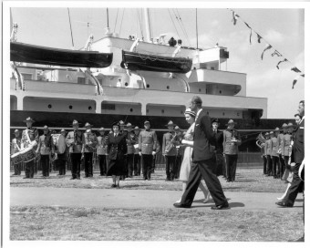 Royal Visit Windsor ON 1959