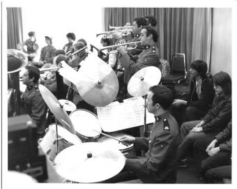 Trumpets bandroom
