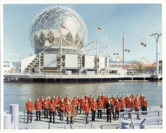 Vancouver Worlds Fair 1986