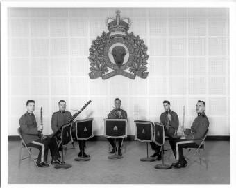 Woodwind Quintet HQ 1959
